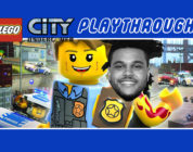 Lego City Undercover Playthrough #1 (Commentary)