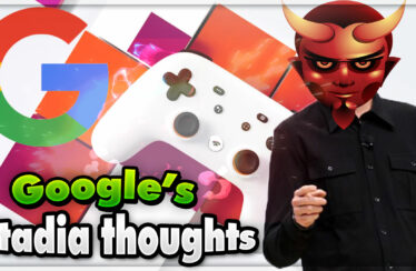 Google's Stadia Thoughts
